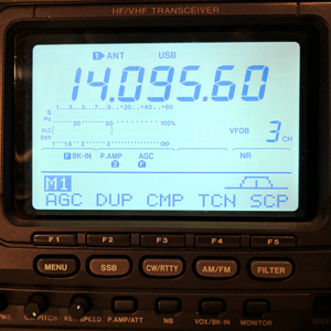 IC746 Display