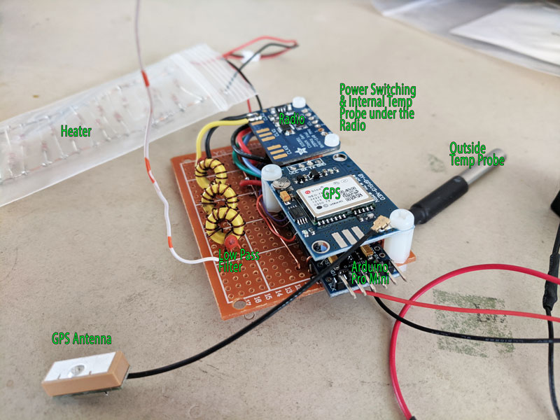 FS4 Payload Electronics